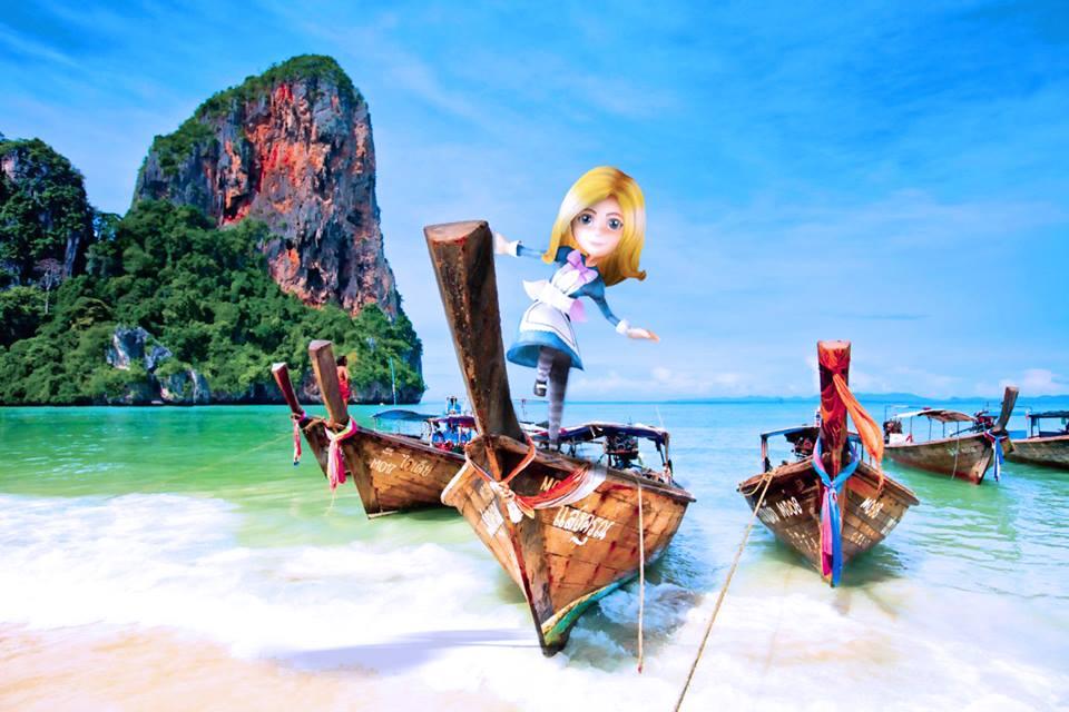 my holiday destination