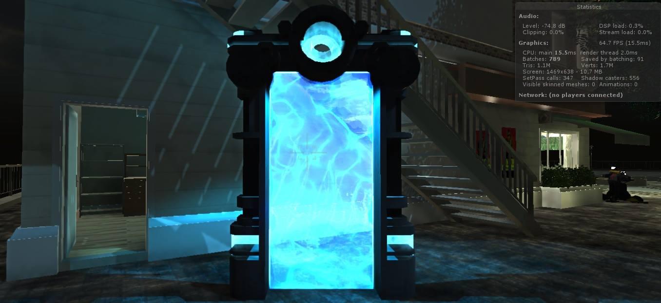 Interdimensional portal image - Halflight ZONE - Mod DB  Interdimensiona...