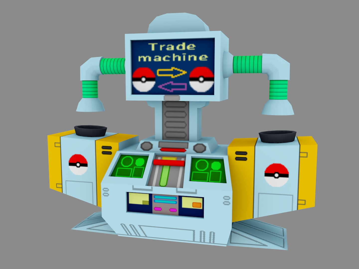machine traders