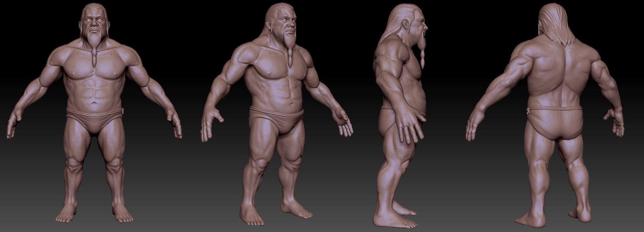 Nude Dwarfs 22