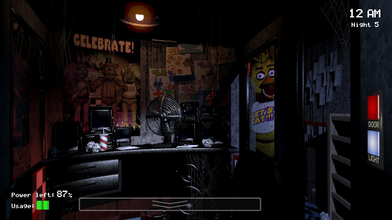 Screenshots Image Five Nights At Freddy S Mod Db