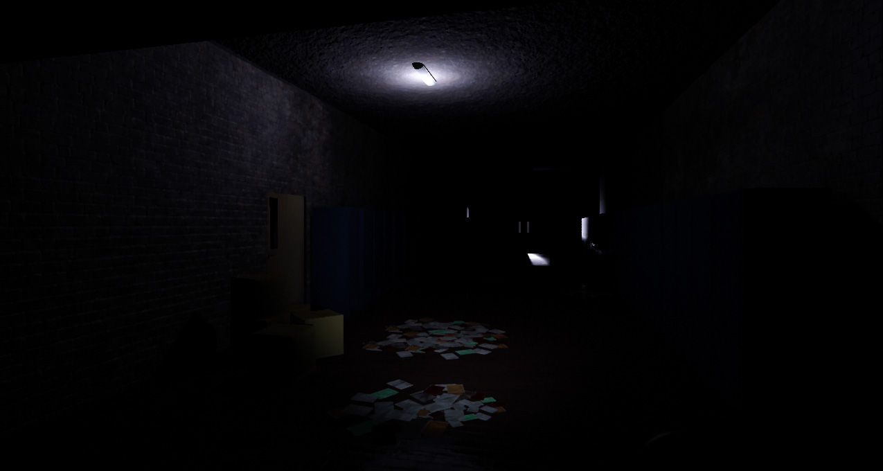 Report RSS Dark Hallway (view Original)