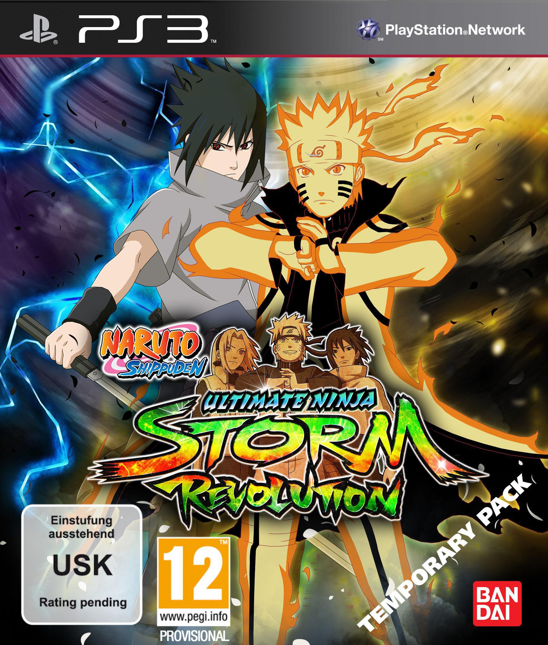 Naruto Shippuden Ultimate Ninja STORM Revolution Windows ...