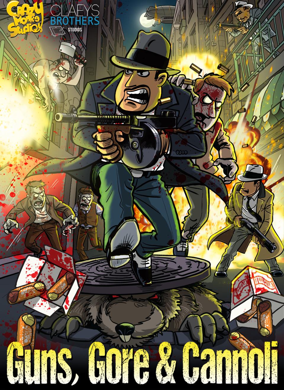 guns gore & cannoli pc download