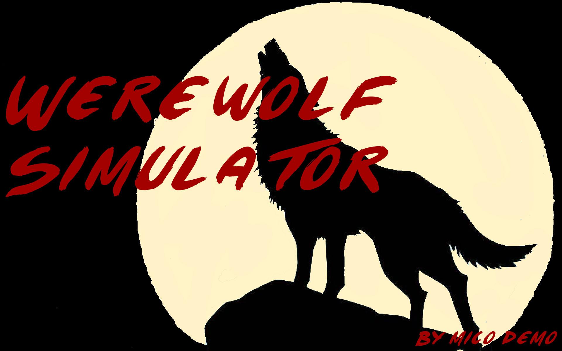 Werewolf Simulator Games