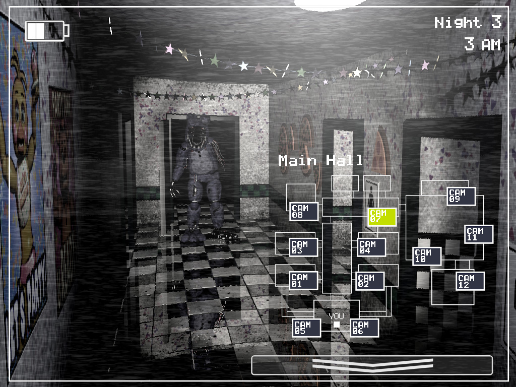 screenshot image five nights at freddy s 2 mod db