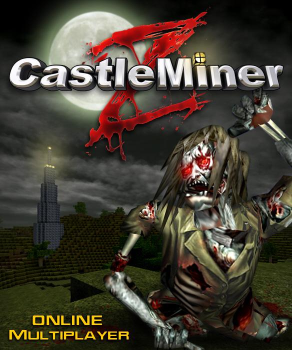 CastleMiner Z Windows, X360 Game