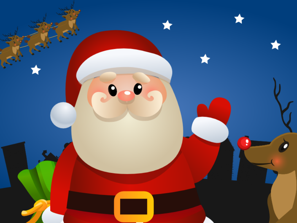 Santa - Christmas Delivery Android, AndroidTab game