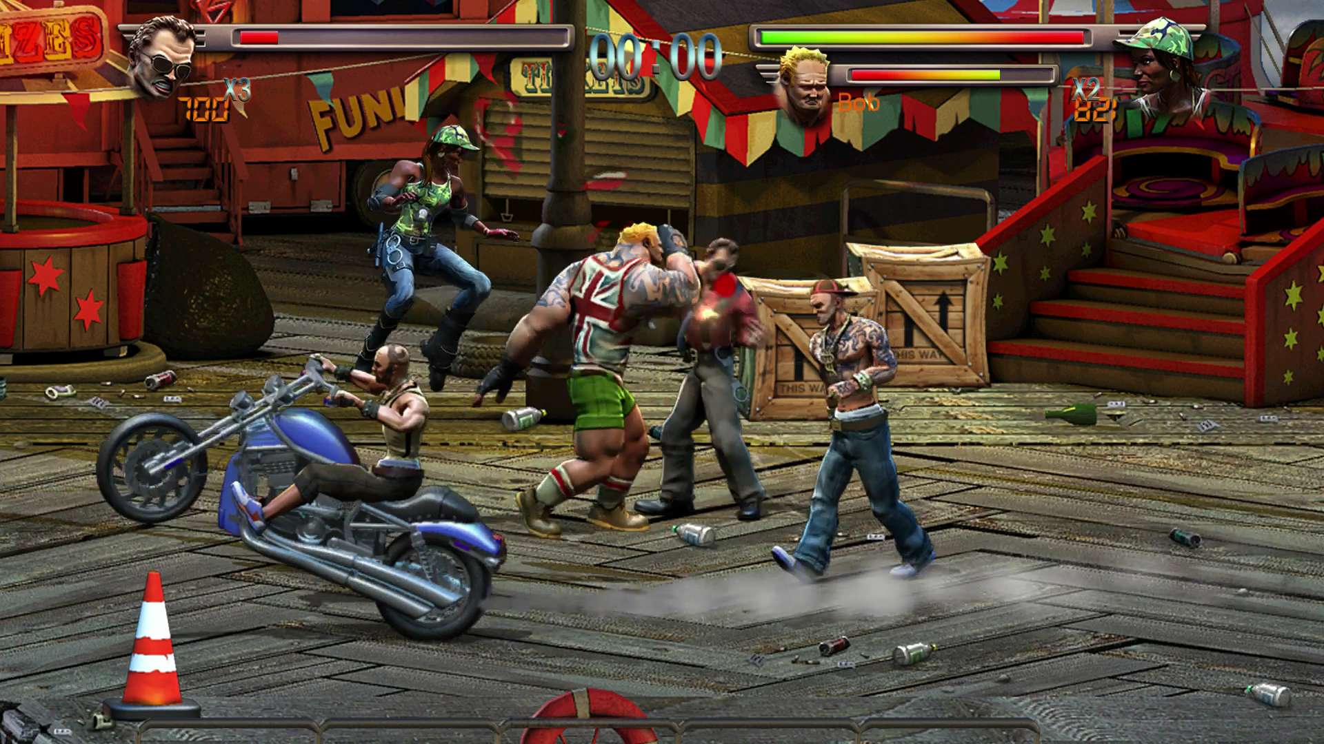 Raging Justice Screenshots Image Mod Db