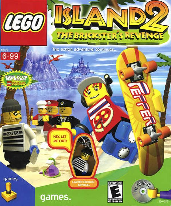 Lego Island 2: The Brickster's Revenge Windows, PS1, GBA game - Mod DB
