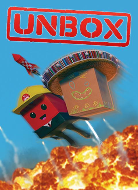 Скачать UNBOX (2016) PC торрент