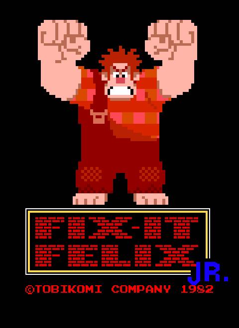 Fix It Felix jr Windows Web Flash game Mod DB