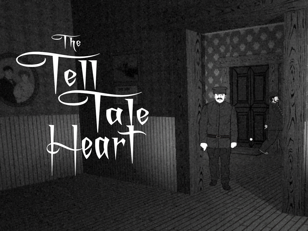The Tell Tale Heart Deutsch