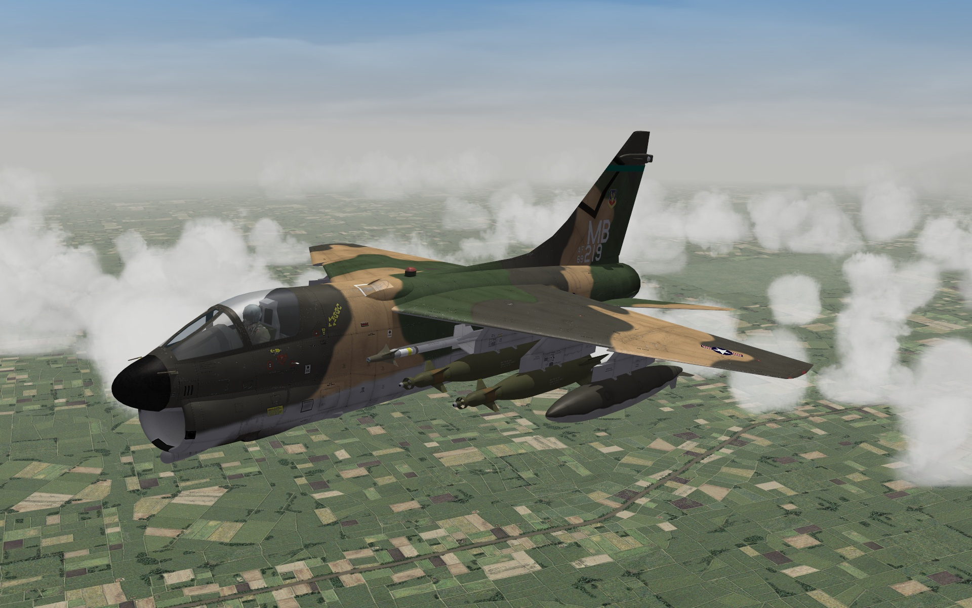 Strike Fighters 2: Europe Windows game - Mod DB