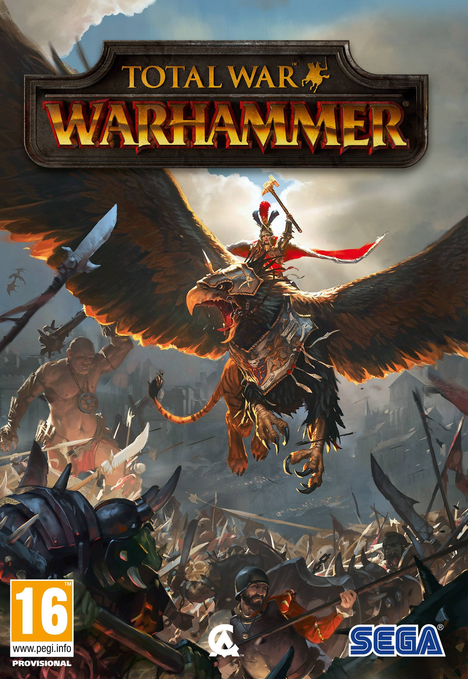 Image result for Total War WARHAMMER cover pc