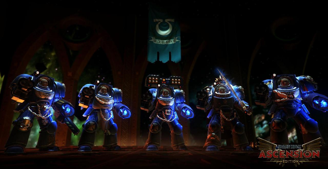 space hulk ascension windows game