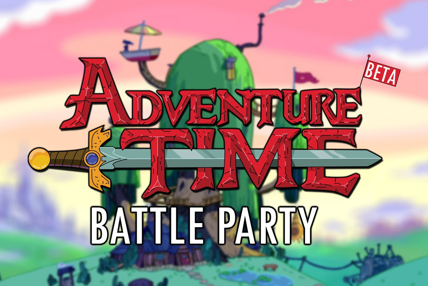Adventure Time Battle Party Web Game Mod Db