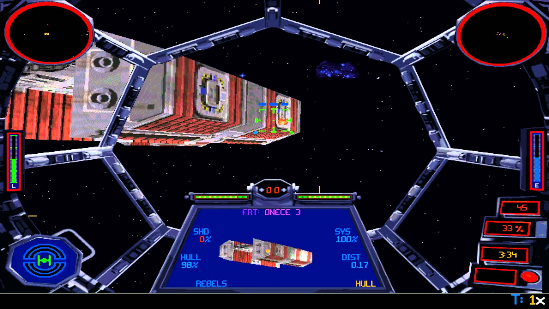 Star wars tie fighter pc