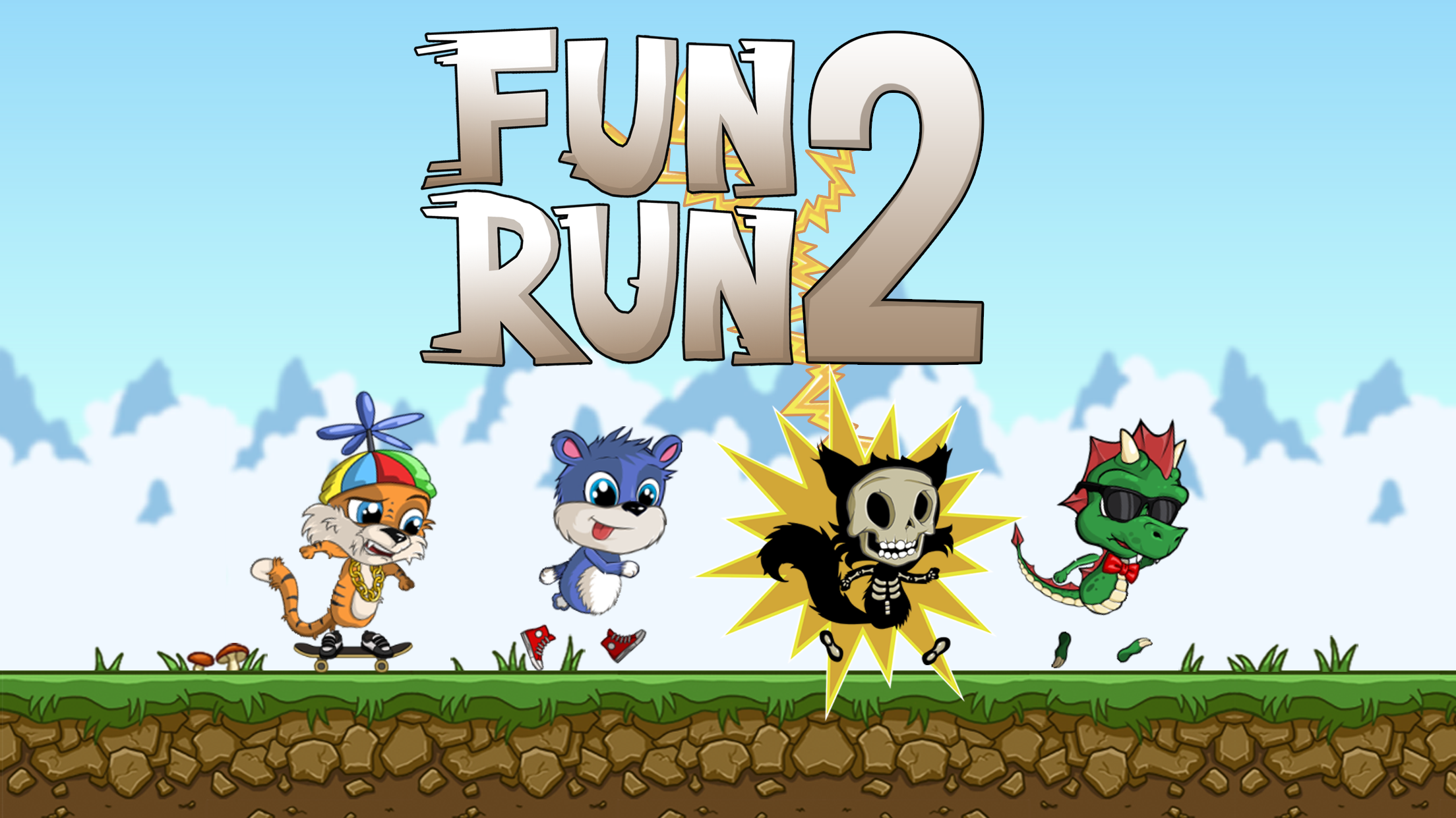 Fun Run 2 image - Fun Run 2 - Multiplayer Race - Mod DB