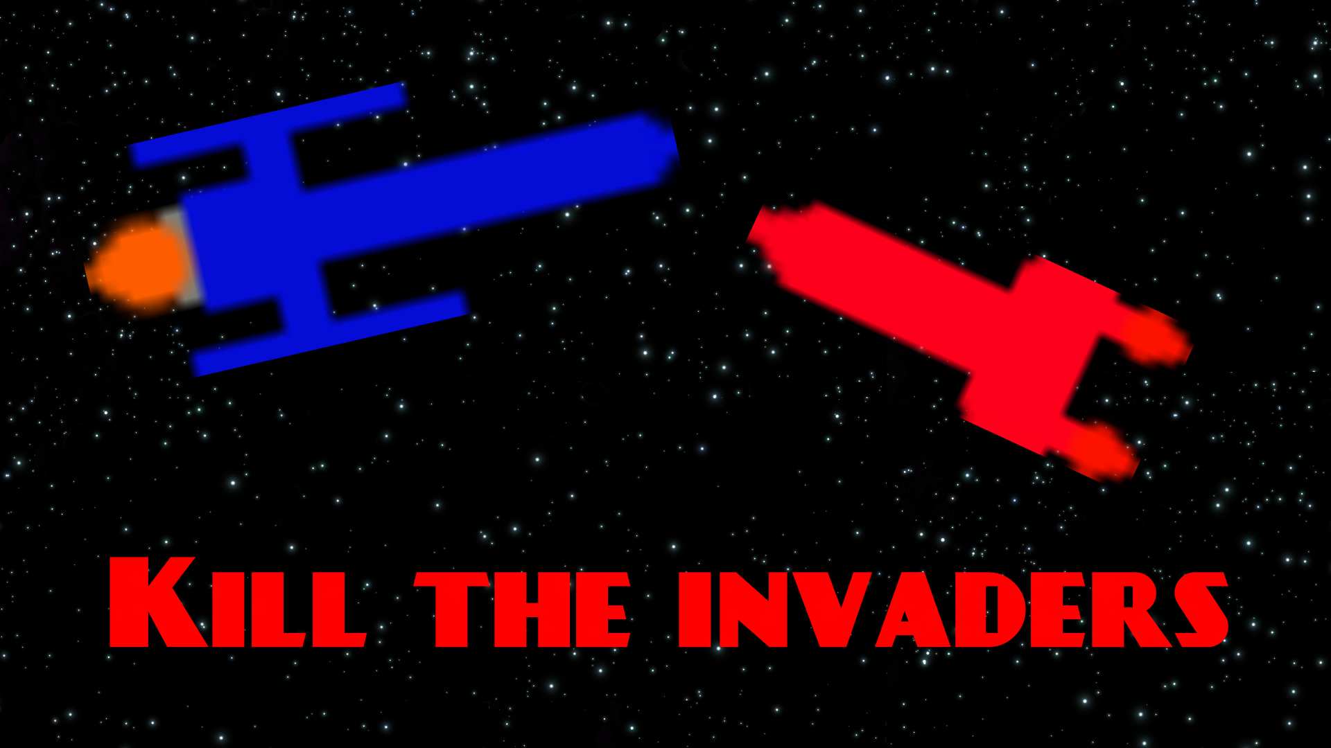 Kill The Invaders