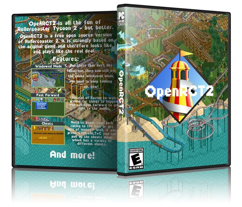 OpenRCT2 Windows, Mac, Linux game - Mod DB