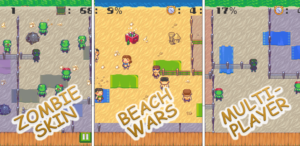 My Beach game