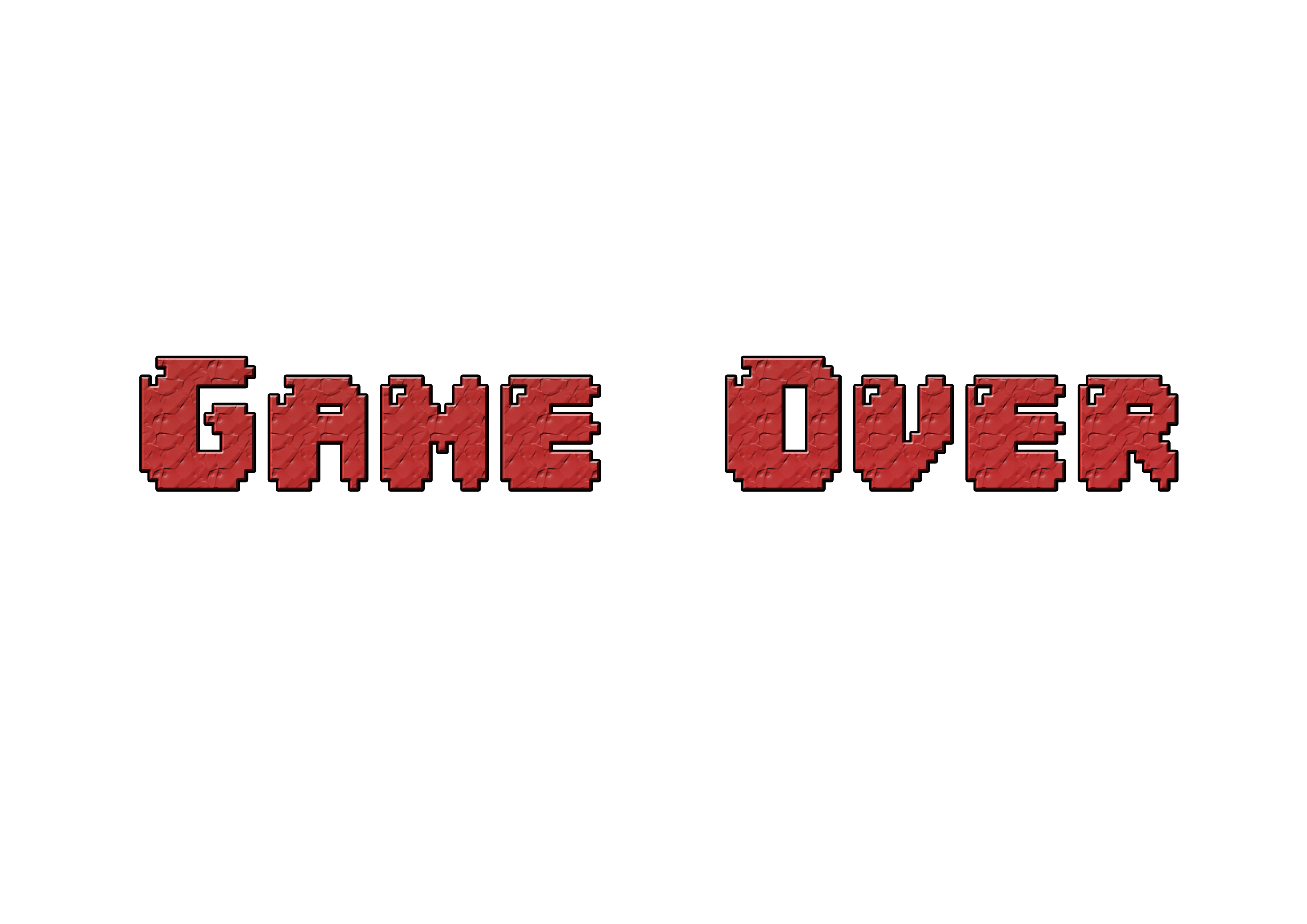 Game Over 1 Image