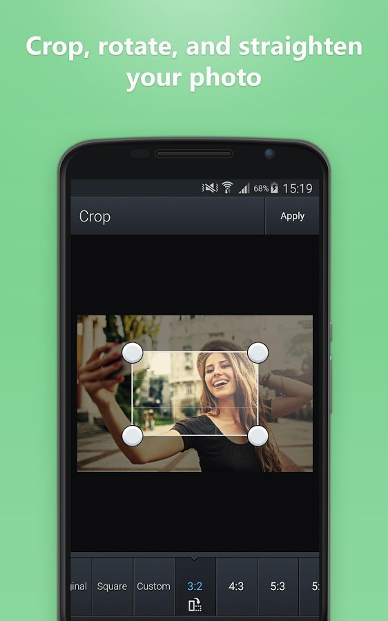 how to add a photo to a cobtact android