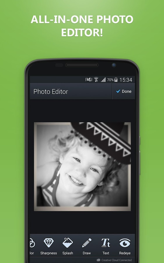 how to add a photo to a contact android