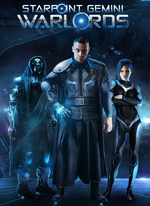 Starpoint Gemini: Warlords [v 1.924.0 + 4 DLC] | PC | Лицензия
