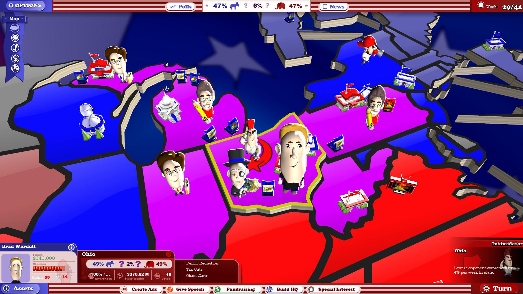 political machine 2016 mods