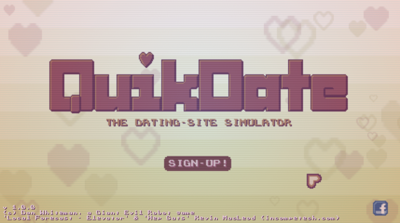 Video game dating site