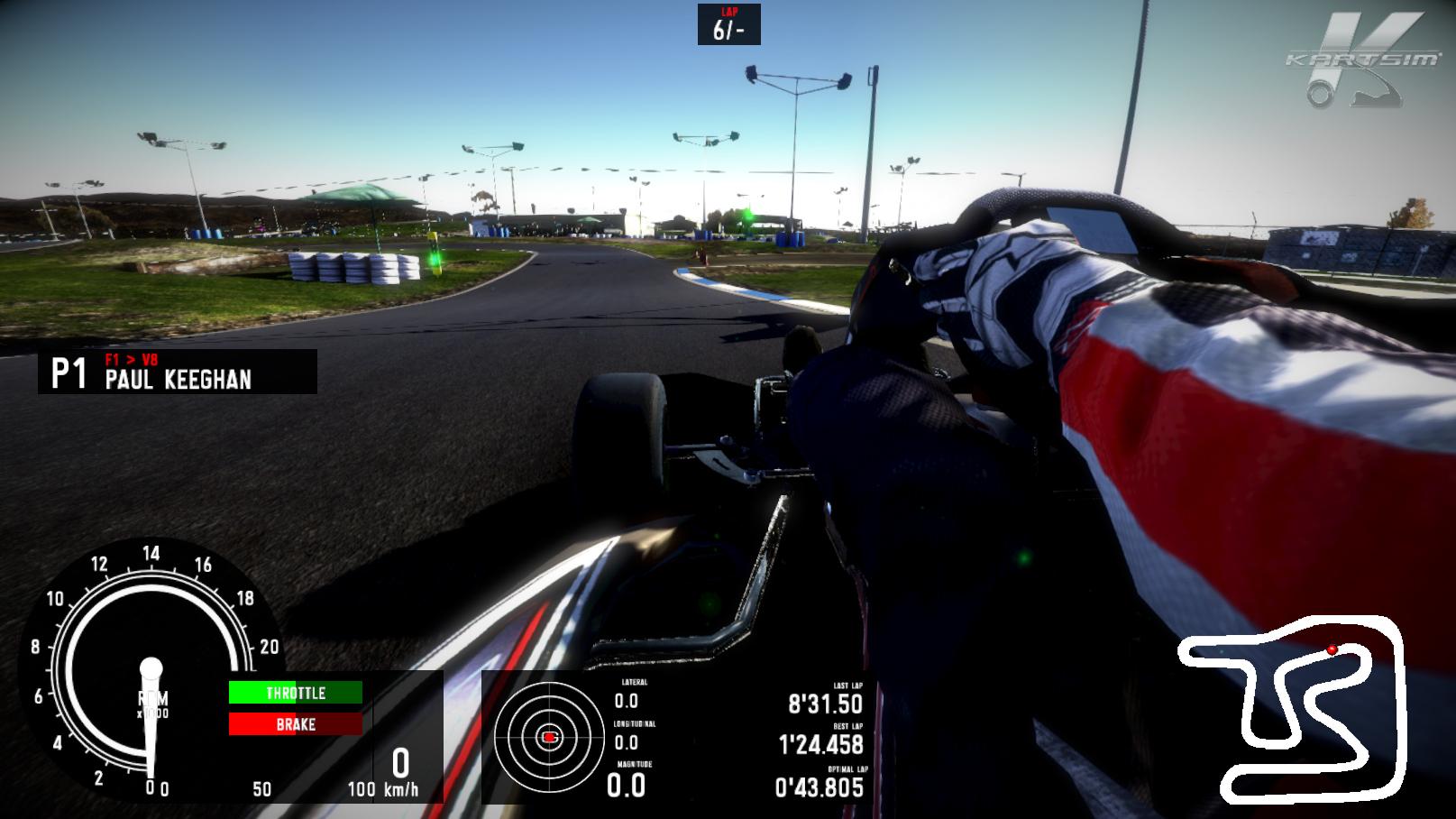 KartKraft Windows, Mac, Linux, VR game