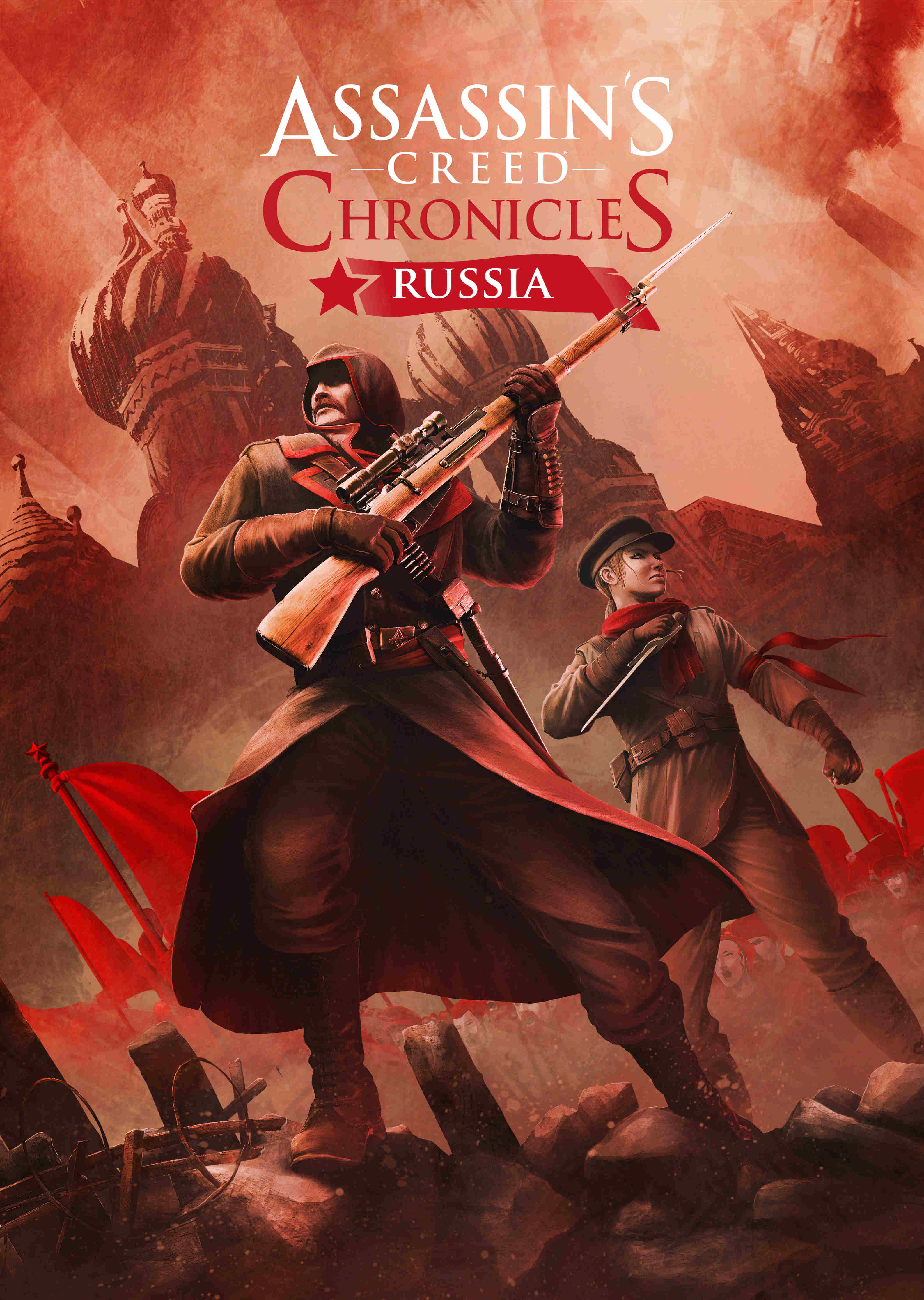 Assassin's Creed Chronicles: Russia Windows, XONE, PS4 ...