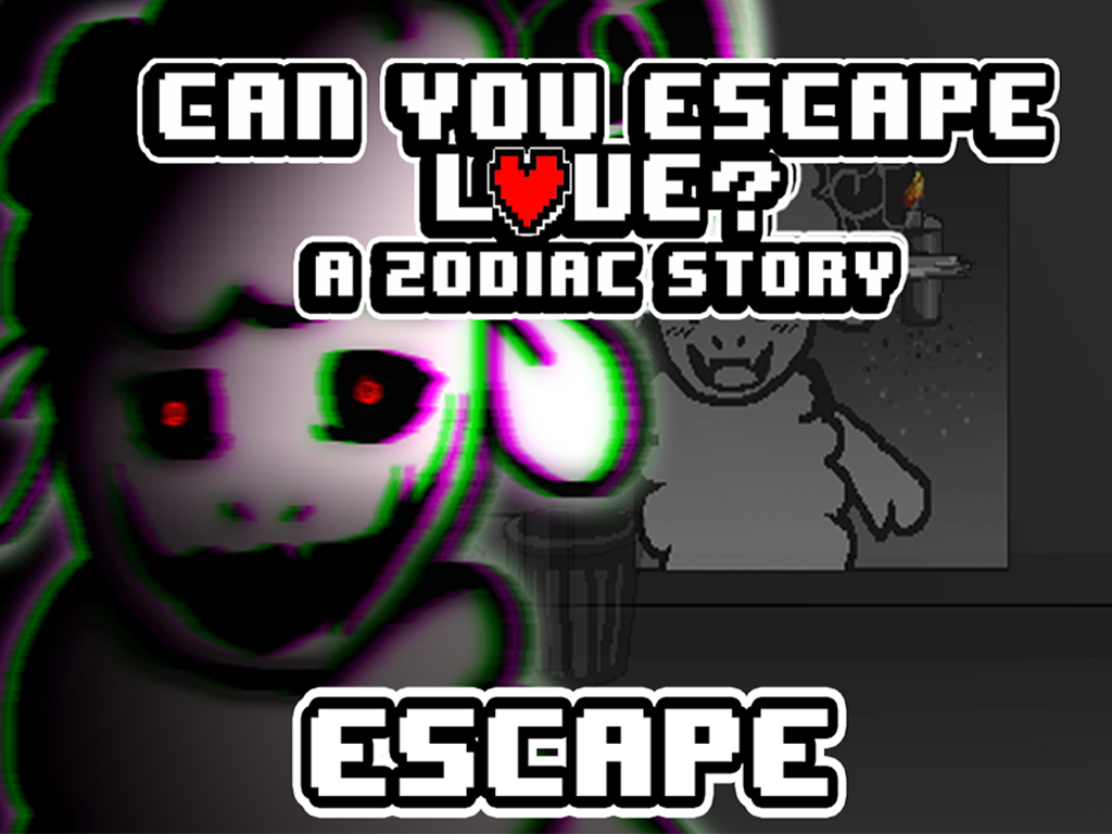 Can You Escape Love An Undertale Inspired Game Web Flash Ios Ipad Android Androidtab Mod Db