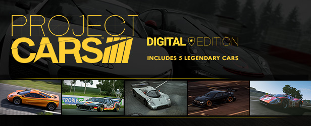 Project Cars Vr >> Project Cars Windows Vr Ps4 Game