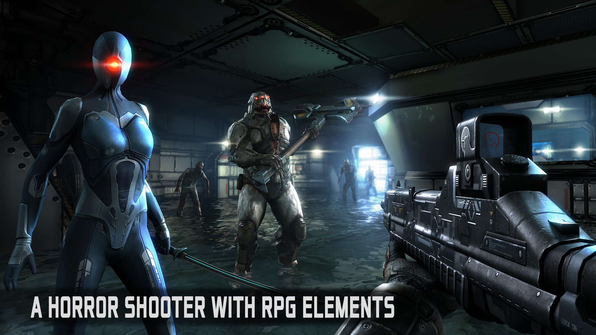 Best Shooter Games For Android