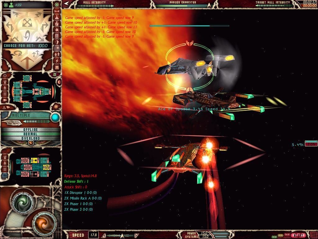 Image 5 Star Trek Starfleet Command Ii Empires At War Mod Db