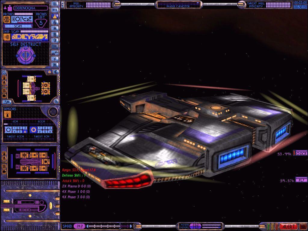 Lets play starfleet command volume 2 community edition: mission #1.