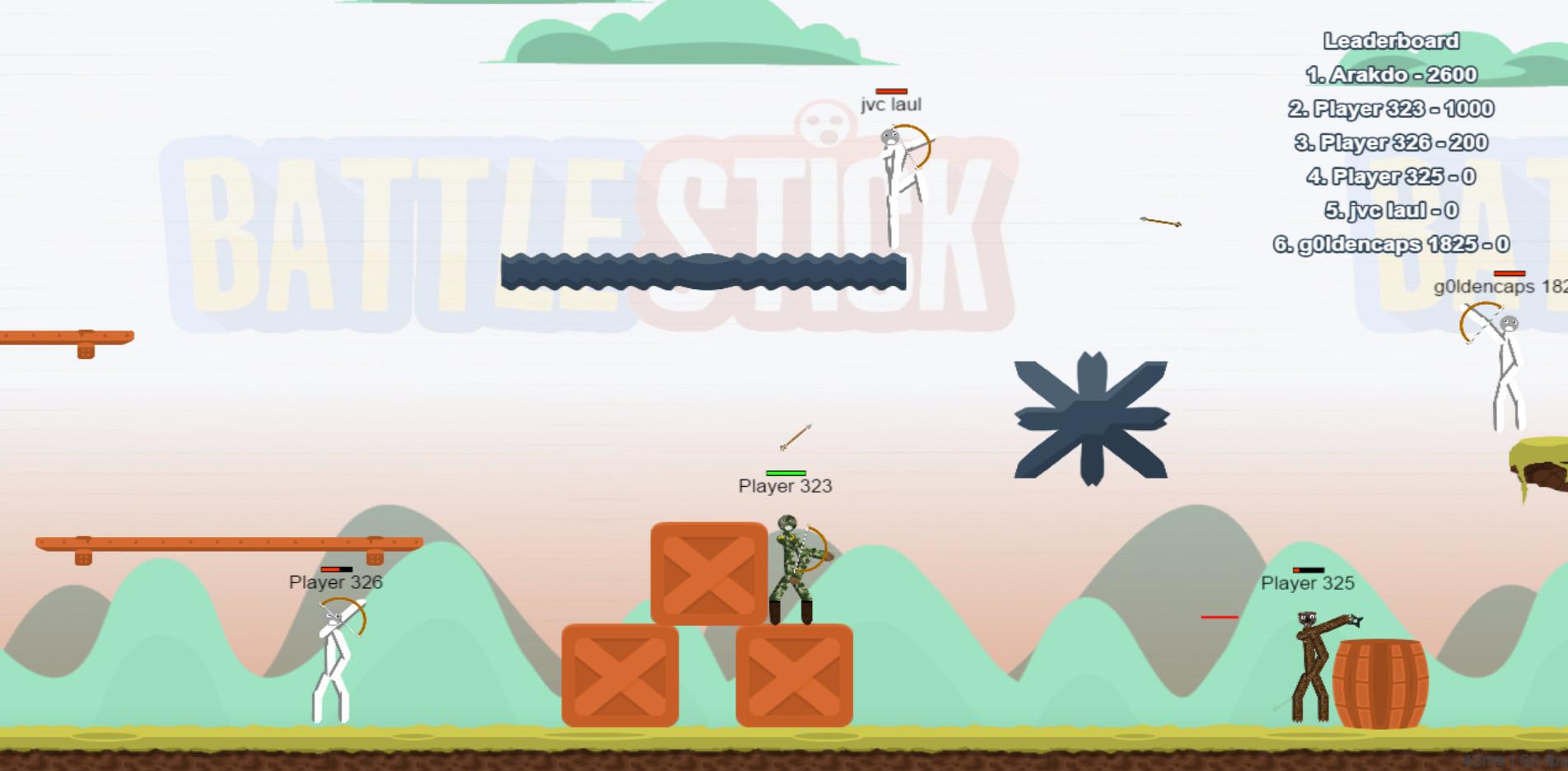 Screens Image Battlestick Net Mod Db