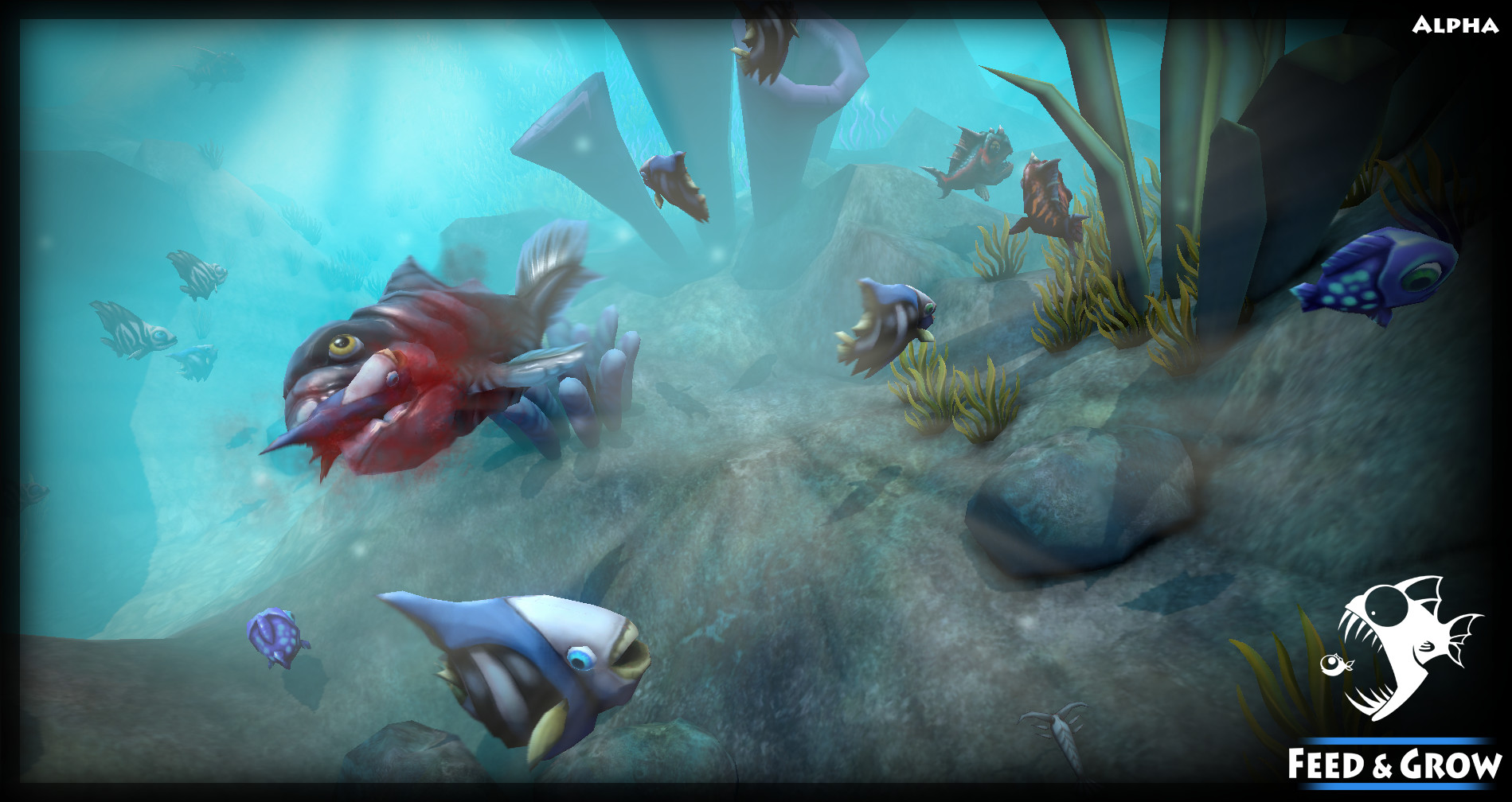 Images feed and grow fish mod db for Feed and grow fish the game