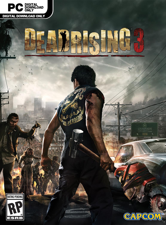 Dead rising 3 скачать на пк