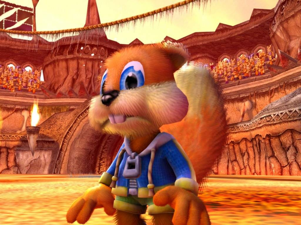 how to play conker live and reloaded