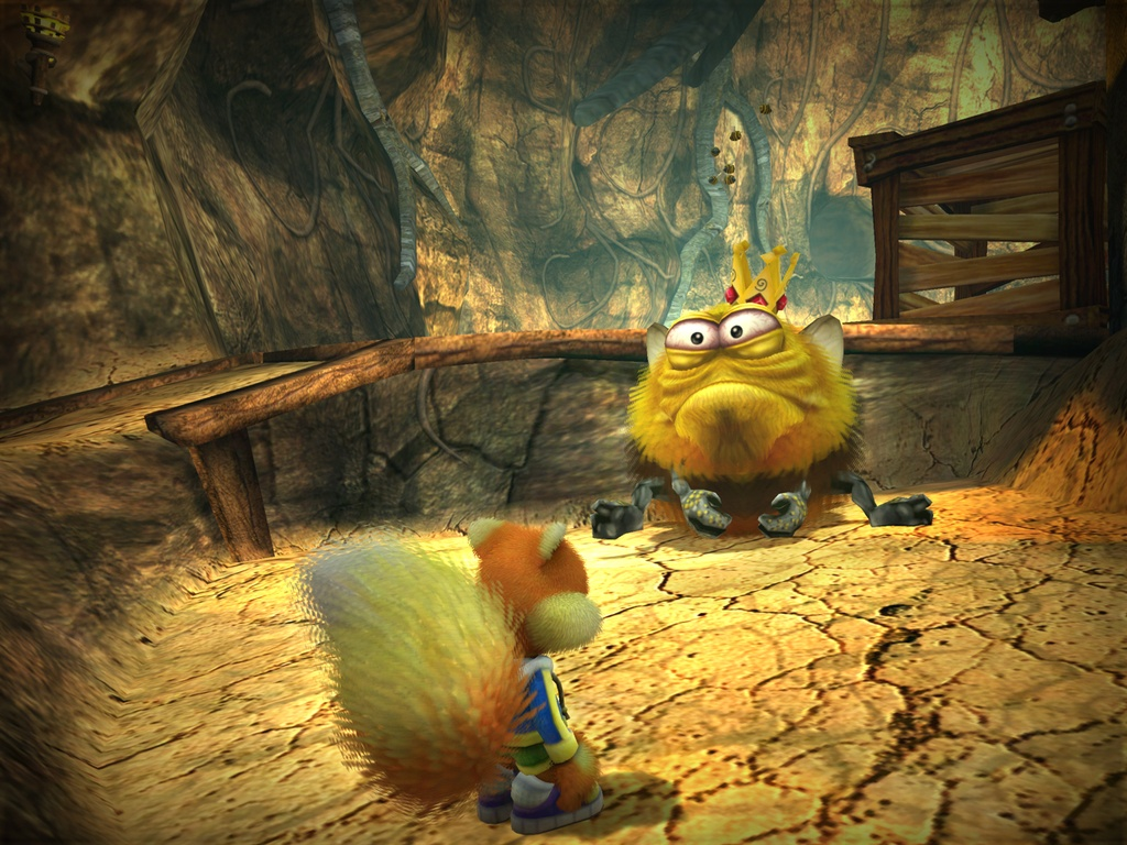 Image 2 Conker Live And Reloaded Mod Db