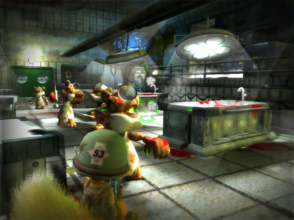 Image 1 Conker Live And Reloaded Mod Db