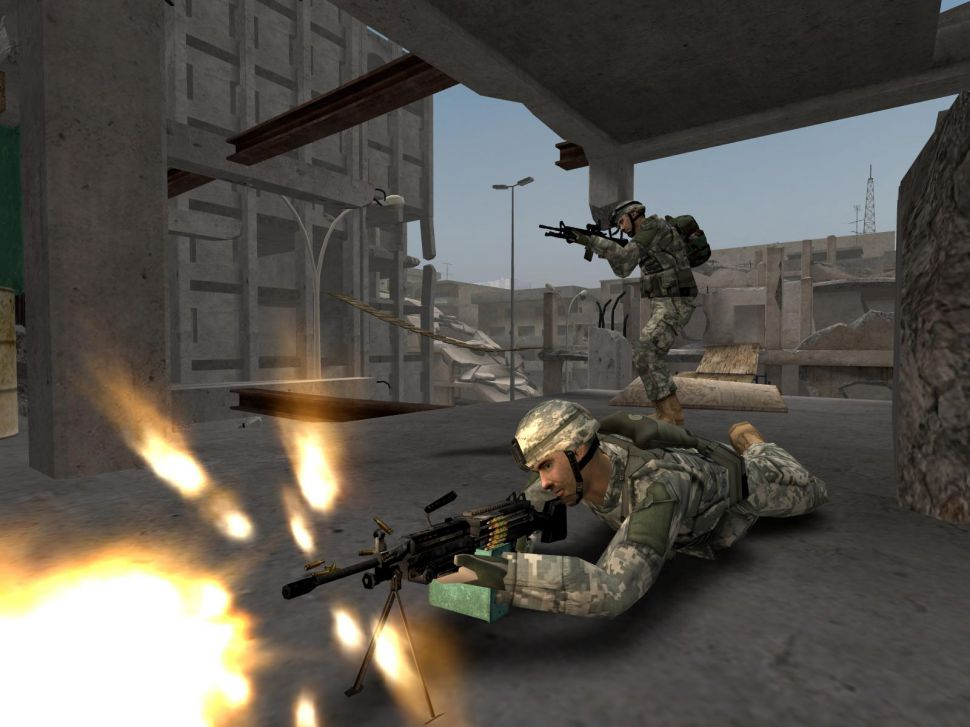 America S Army 2 Special Forces Windows Mac Linux Game