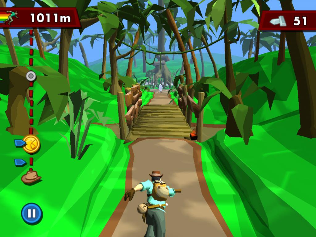 Screenshot 1 image - Unlimited Runner - Mod DB