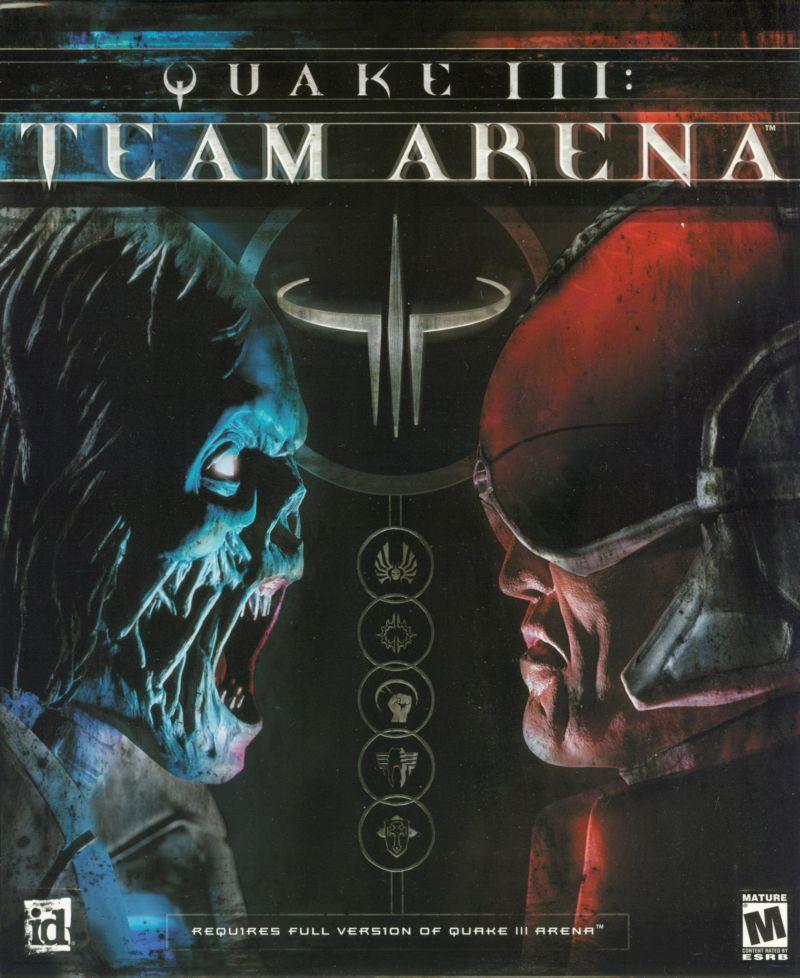 скачать игру Quake Arena 3 - фото 11