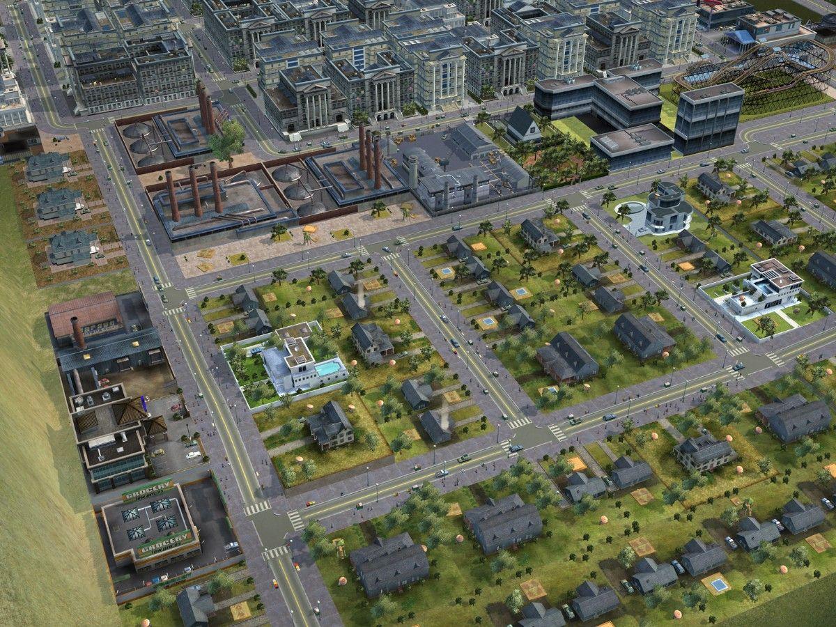 Игра Сити Город