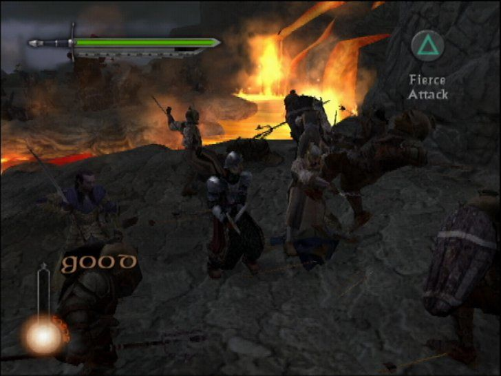 Image 4 Lord Of The Rings The Two Towers Mod Db